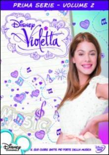 Violetta. Stagione 1. Vol. 2 - DVD