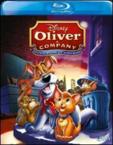 Oliver e Company<span>.</span> Anniversary Edition di George Scribner - Blu-ray