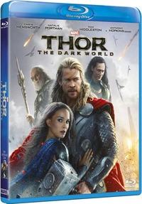 Cover Dvd Thor. The Dark World (Blu-ray)