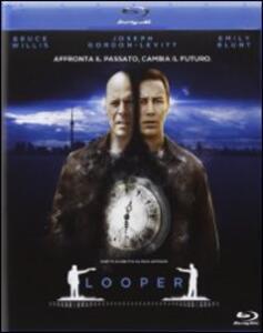 Looper. In fuga dal passato di Rian Johnson - Blu-ray