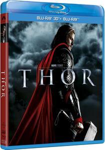Thor 3D (Blu-ray + Blu-ray 3D) di Kenneth Branagh