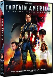 Captain America. Il primo vendicatore di Joe Johnston - DVD