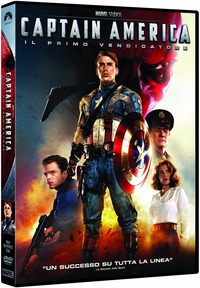 Cover Dvd Captain America. Il primo vendicatore (DVD)
