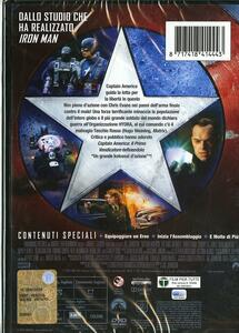 Captain America. Il primo vendicatore di Joe Johnston - DVD - 2