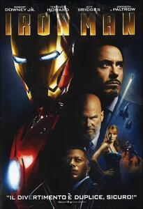 Iron Man di Jon Favreau - DVD