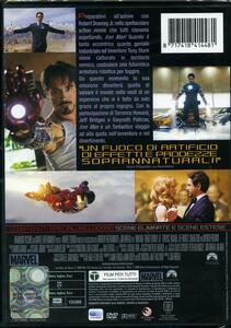 Iron Man di Jon Favreau - DVD - 2