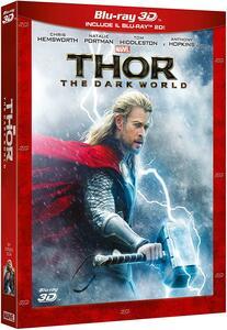 Film Thor. The Dark World. 3D (Blu-ray + Blu-ray 3D) Alan Taylor