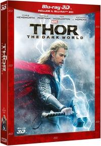 Cover Dvd Thor. The Dark World. 3D (Blu-ray)