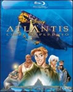 Atlantis: l'impero perduto di Kirk Wise,Gary Trousdale - Blu-ray