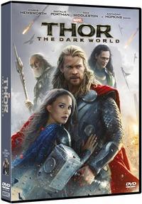Cover Dvd Thor. The Dark World (DVD)