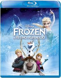 Cover Dvd Frozen. Il regno del ghiaccio (Blu-ray)