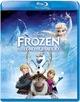 Cover Dvd Frozen - Il Regno di Ghiaccio