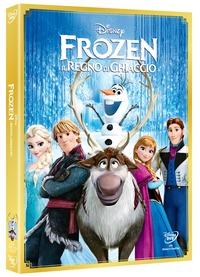 Cover Dvd Frozen. Il regno del ghiaccio (DVD)