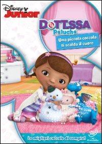 Cover Dvd Dott.ssa Peluche. Una piccola coccola ti scalda il cuore (DVD)