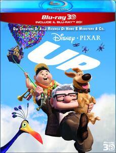 Up 3D (Blu-ray + Blu-ray 3D) di Pete Docter,Bob Peterson - Blu-ray + Blu-ray 3D