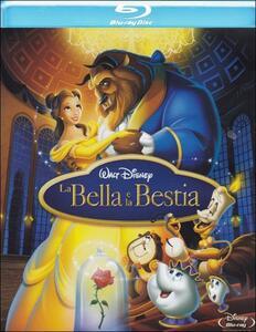 La Bella e la Bestia di Gary Trousdale,Kirk Wise - Blu-ray