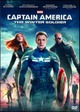 Cover Dvd DVD Captain America - The Winter Soldier
