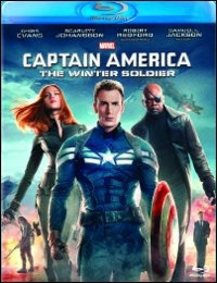 Cover Dvd Captain America. The Winter Soldier (Blu-ray)