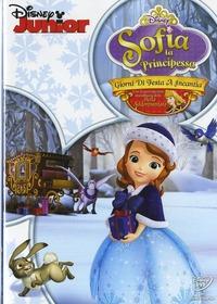 Cover Dvd Sofia la principessa. Giorni di festa a Incantia (DVD)