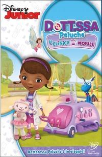 Cover Dvd Dott.ssa Peluche. La clinica mobile (DVD)
