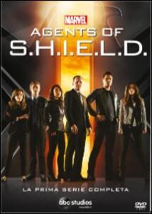 Agents of S.H.I.E.L.D. Marvel. Serie 1 (6 DVD) - DVD