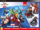 Disney Infinity Marvel Super Heroes Starter Pack