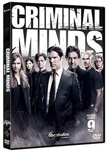 Criminal Minds. Stagione 9 (5 DVD) - DVD