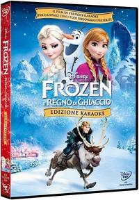 Cover Dvd Frozen. Il regno di ghiaccio (DVD)