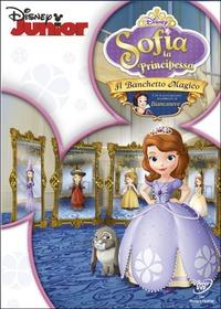 Cover Dvd Sofia la principessa. Il banchetto magico (DVD)