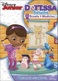 Cover Dvd Dott.ssa Peluche. Scuola di medicina (DVD)