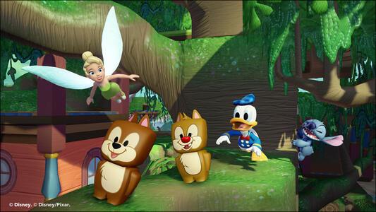Disney Infinity 2 Originals Starter Pack - 4