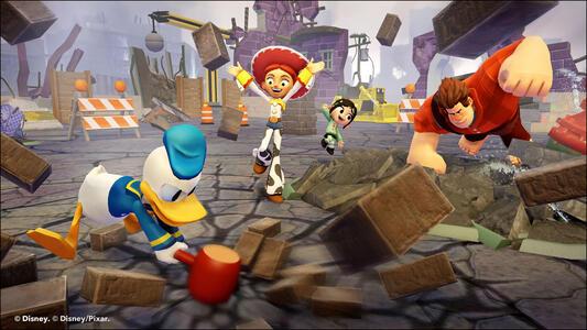 Disney Infinity 2 Originals Starter Pack - 8
