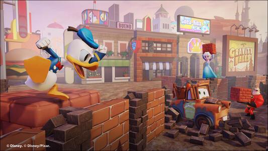 Disney Infinity 2 Originals Starter Pack - 9