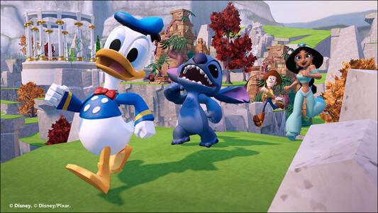 Disney Infinity 2 Originals Starter Pack - 6