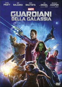 Cover Dvd Guardiani della galassia (DVD)