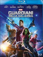 Film Guardiani della galassia James Gunn