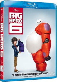 Cover Dvd Big Hero 6 (Blu-ray)