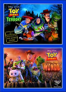 Toy Story. Tutto un altro mondo. Toy Story of Terror di Angus MacLane,Steve Purcell - DVD