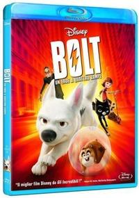 Cover Dvd Bolt. Un eroe a quattro zampe (Blu-ray)