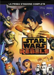 Star Wars Rebels. Stagione 1 (3 DVD) - DVD