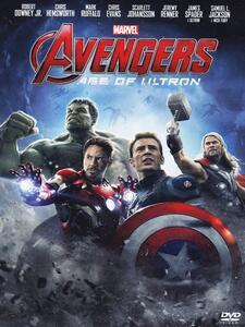 Avengers. Age of Ultron di Joss Whedon - DVD