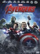 Cover Dvd Avengers: Age of Ultron