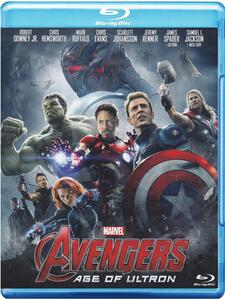 Avengers. Age of Ultron di Joss Whedon - Blu-ray