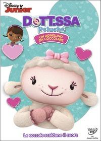 Cover Dvd Dott.ssa Peluche. Un agnellino da coccolare (DVD)
