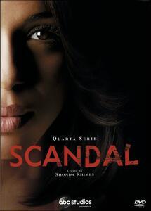 Scandal. Stagione 4 (6 DVD) - DVD
