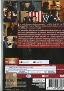 Scandal. Stagione 4 (6 DVD) - DVD - 2