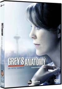 Cover Dvd Grey's Anatomy. Serie 11 (DVD)