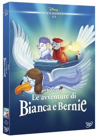 Cover Dvd avventure di Bianca e Bernie (DVD)