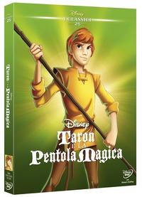 Cover Dvd Taron e la pentola magica (DVD)