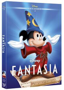 Fantasia<span>.</span> Limited Edition di James Algar,Bill Roberts,Paul Satterfield,Hamilton Luske,Wilfred Jackson,Samuel Armstrong,Norman Ferguson,T. Hee,Jim Handley,Ford Beebe - DVD